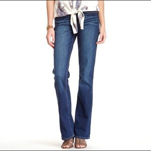 Lucky Brand Sofia Bootcut Denim Jeans 6 Long